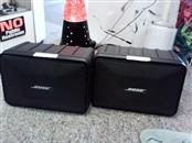 BOSE Home Theatre Misc. Equipment SPEAKERS MODEL 101 MUSIC MONITOR